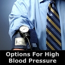 Options For High Blood Pressure