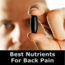 Best Nutrients For Back Pain