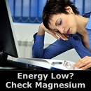 Energy Low? Check Magnesium