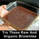 Try these raw and organic brownies