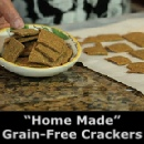 Grain-Free Crackers