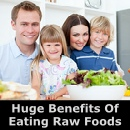 Advantages of eating RAW food