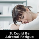 Nutritional approach to adrenal fatigue