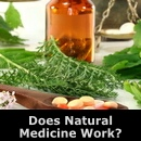 Does Natural  Medicine Work
