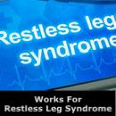 Restless Leg Drug To Nutrient Approach