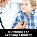 Nutrients For Growing Children